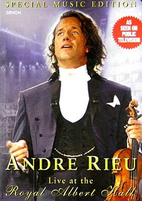 LIVE AT THE ROYAL ALBERT HALL BY RIEU,ANDRE (DVD)