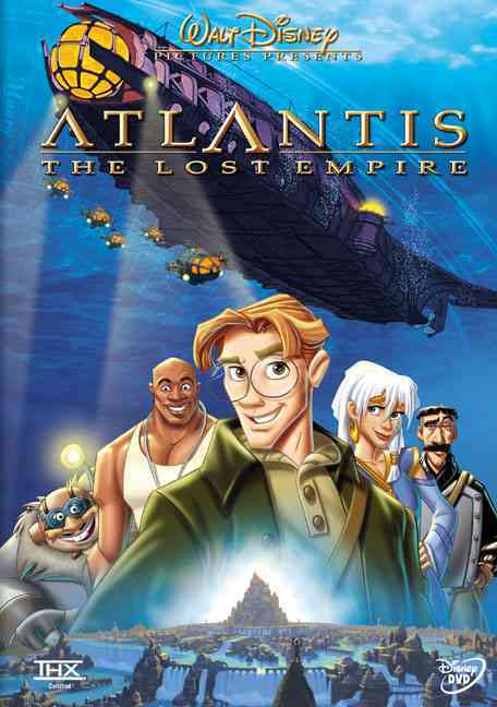 ATLANTIS:LOST EMPIRE BY FOX,MICHAEL J. (DVD)